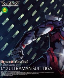 Ultraman Suit Tiga Figure-rise Standard