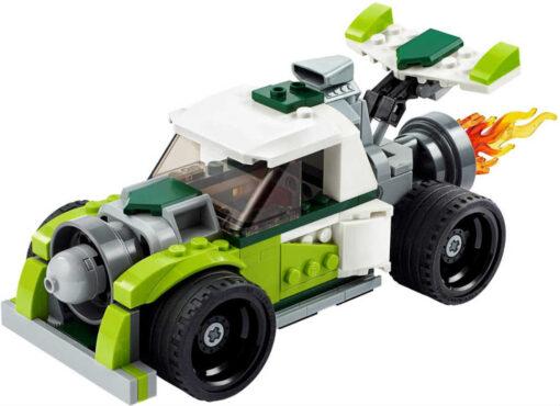31103 LEGO Creator 3-in-1 Rocket Truck