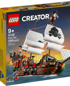 31109 LEGO Creator 3-in-1 Pirate Ship