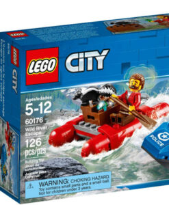 60176 LEGO City Wild River Escape