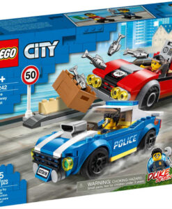 60242 LEGO City Police Highway Arrest