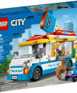 60253 LEGO City Ice-Cream Truck