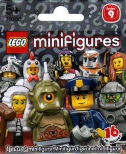 71000 Minifigures Series 9