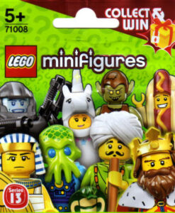 71008 Minifigures Series 13