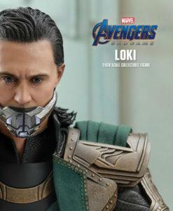 Avengers Endgame Loki Sixth Scale Figure MMS