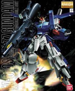 Master Grade FA-010S Full Armor ZZ Gundam