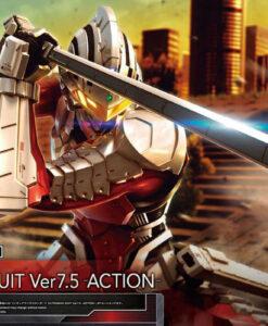 Ultraman Suit Ver7.5 Action Figure-rise Standard