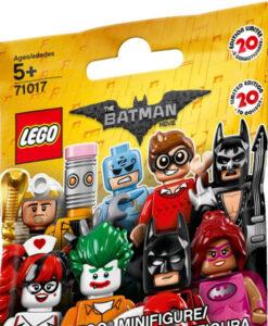 71017 Minifigures Batman Movie