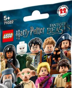 71022 Minifigures Harry Potter Fantastic Beasts