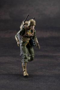 G.M.G. Gundam Military Generation Zeon Army 03 Action Figure