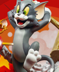 Tom & Jerry Prime Scale Statue