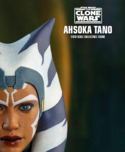 Clone Wars Ahsoka Tano Sixth Scale Figure TMS