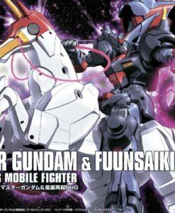 High Grade Future Century Master Gundam Fuunsaiki