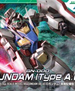 High Grade Gundam 00 O Gundam Type A.C.D.
