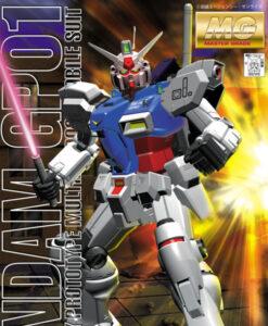 Master Grade Gundam GP01