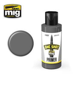 AMIG2024 One Shot Primer Grey AMMO Mig