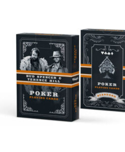 Bud Spencer Terence Hill Poker Playing Cards Western