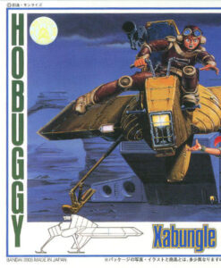 Combat Mecha Xabungle Hobuggy