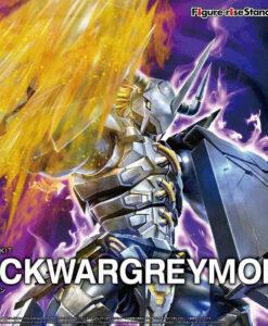 Digimon BlackWarGreymon Figure-rise Standard Amplified