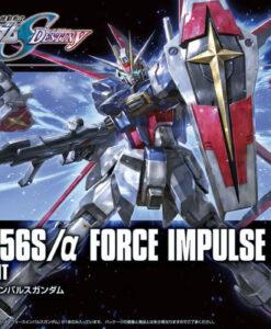 HG Cosmic Era ZGMF-X56S/α Force Impulse Gundam