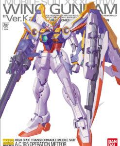 Master Grade Wing Gundam Ver.Ka