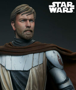 Star Wars General Obi-Wan Kenobi Mythos Statue