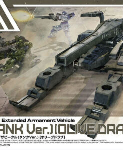 ev-03 Extended Armament Vehicle Tank Olive Drab