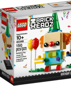 40348 LEGO BrickHeadz Birthday Clown
