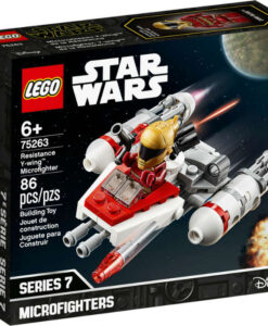75263 LEGO Star Wars Resistance Y-wing Microfighter