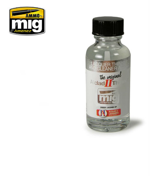 AMIG8200 Lacquer Thinner Cleaner ALC307 Alclad II AMMO