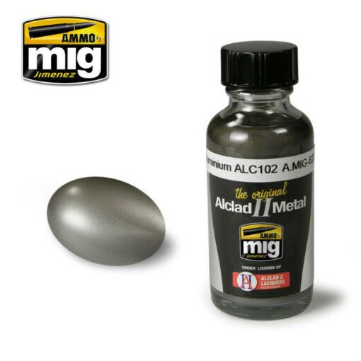 AMIG8202 Duraluminium ALC102 Alclad II AMMO