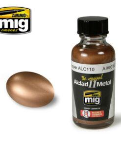 AMIG8207 Copper ALC110 Alclad II AMMO