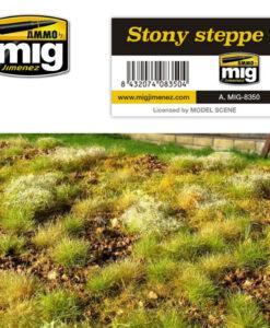 AMIG8350 Stony Steppe AMMO Mig
