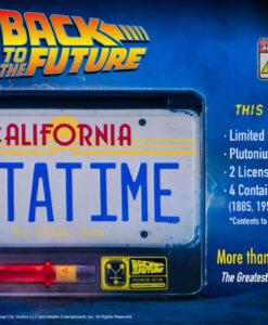 BTTF Time Travel Memories Kit Plutonium Edition