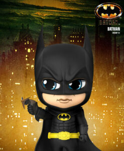 Batman Grappling Gun Collectible Figure Cosbaby Series
