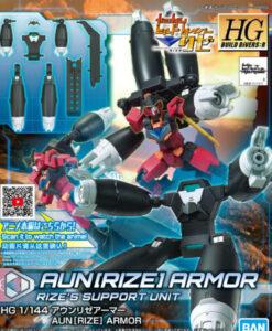 Build Divers Re RISE Aun Rize Armor