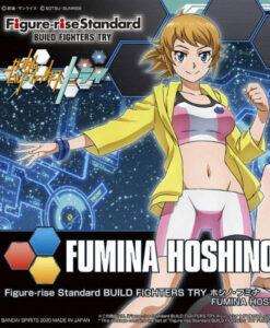 Build Fighters Fumina Hoshino Figure-rise Standard