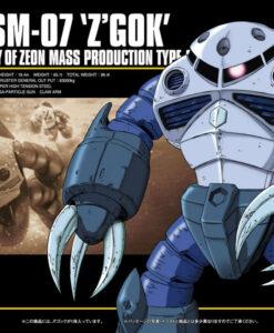 HG Universal Century MS-07 Z'Gok