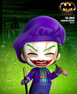 Joker Laughing Collectible Figure Cosbaby Series