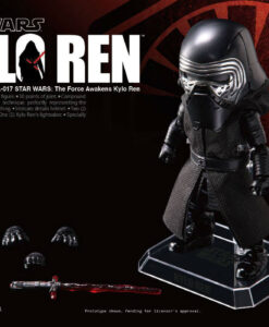 Kylo Ren Egg Attack Action Figure