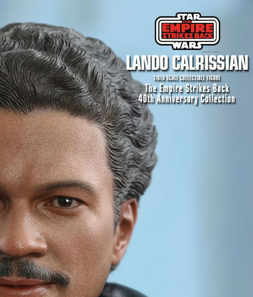 Lando Calrissian Sixth Scale Figure MMS