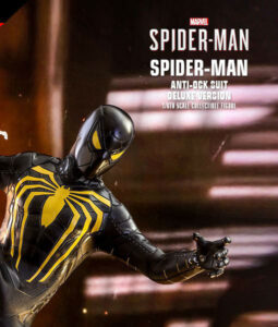 Spider-Man Anti-Ock Suit Deluxe Sixth Scale Figure VGM