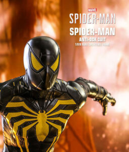Spider-Man Anti-Ock Suit Sixth Scale Figure VGM