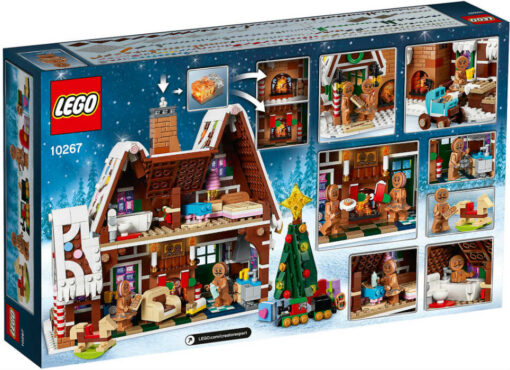 10267 LEGO Creator Gingerbread House