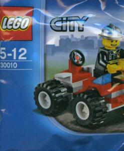 30010 LEGO City Polybag Fire Chief