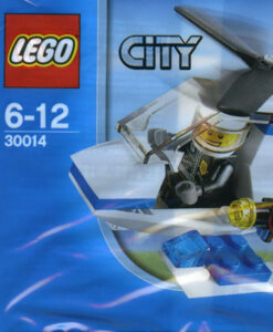 30014 LEGO City Polybag Police Helicopter