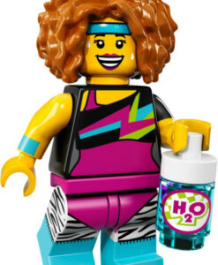 71018 LEGO Minifigures Series 17 Dance Instructor