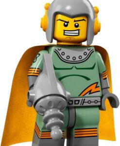 71018 LEGO Minifigures Series 17 Retro Spaceman