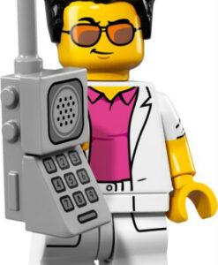 71018 LEGO Minifigures Series 17 Yuppie