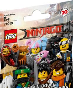 71019 LEGO Minifigures Ninjago Movie